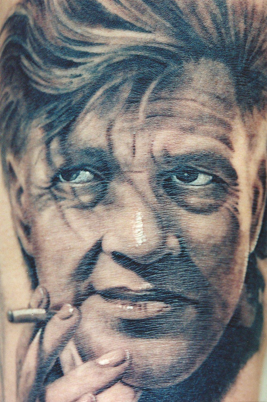 Dark/Horror Portraits Realistic/Realism Tattoo