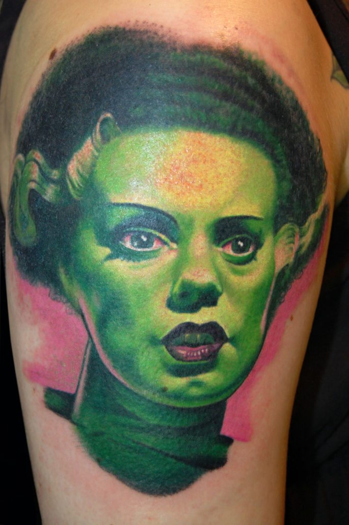 Portraits Realistic/Realism Tattoo