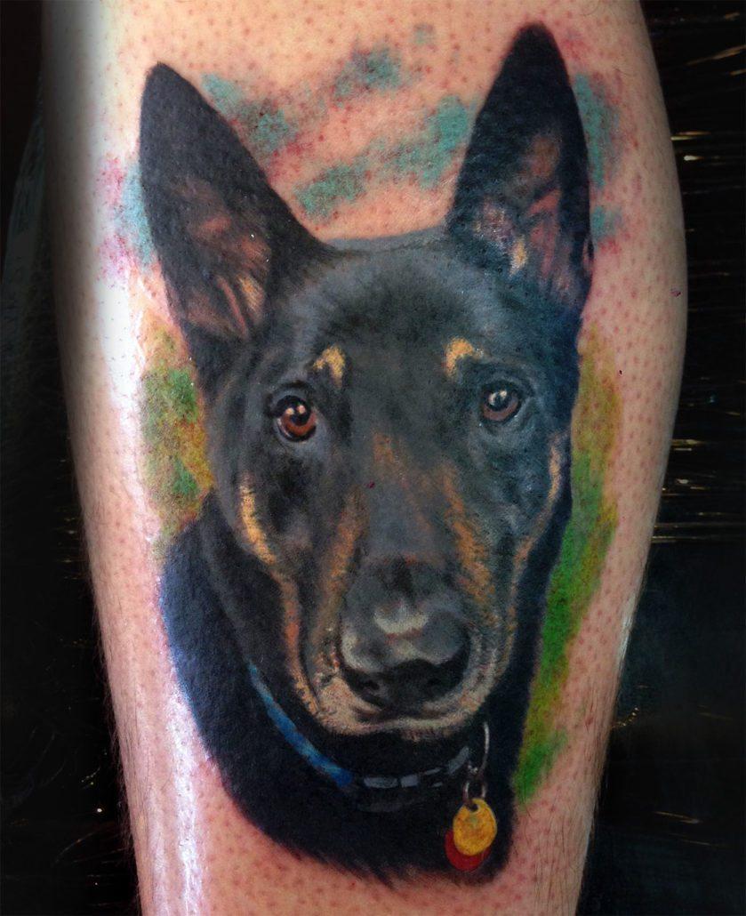 Pets Realistic/Realism Tattoo