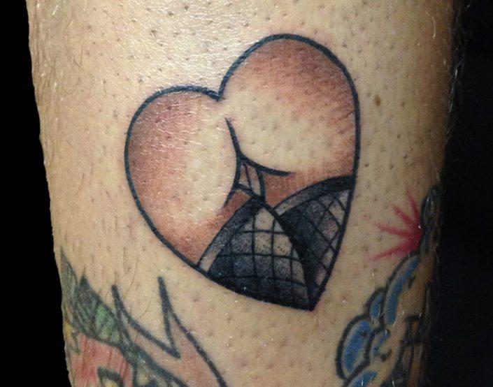 Neo-Traditional Traditional/Americana Tattoo