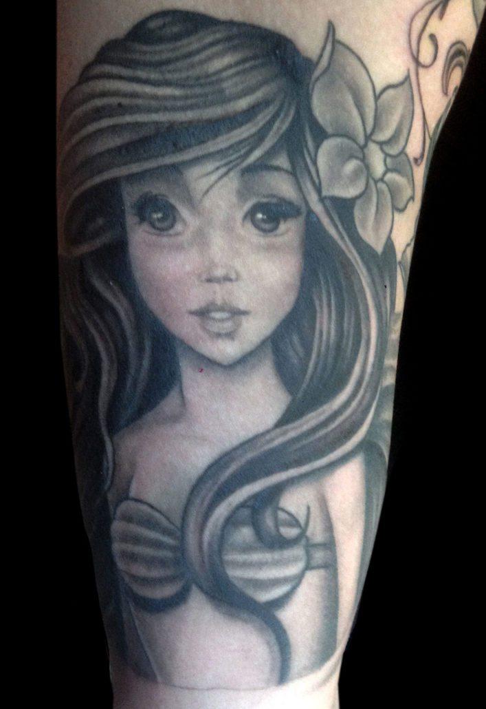 Woman Tattoo