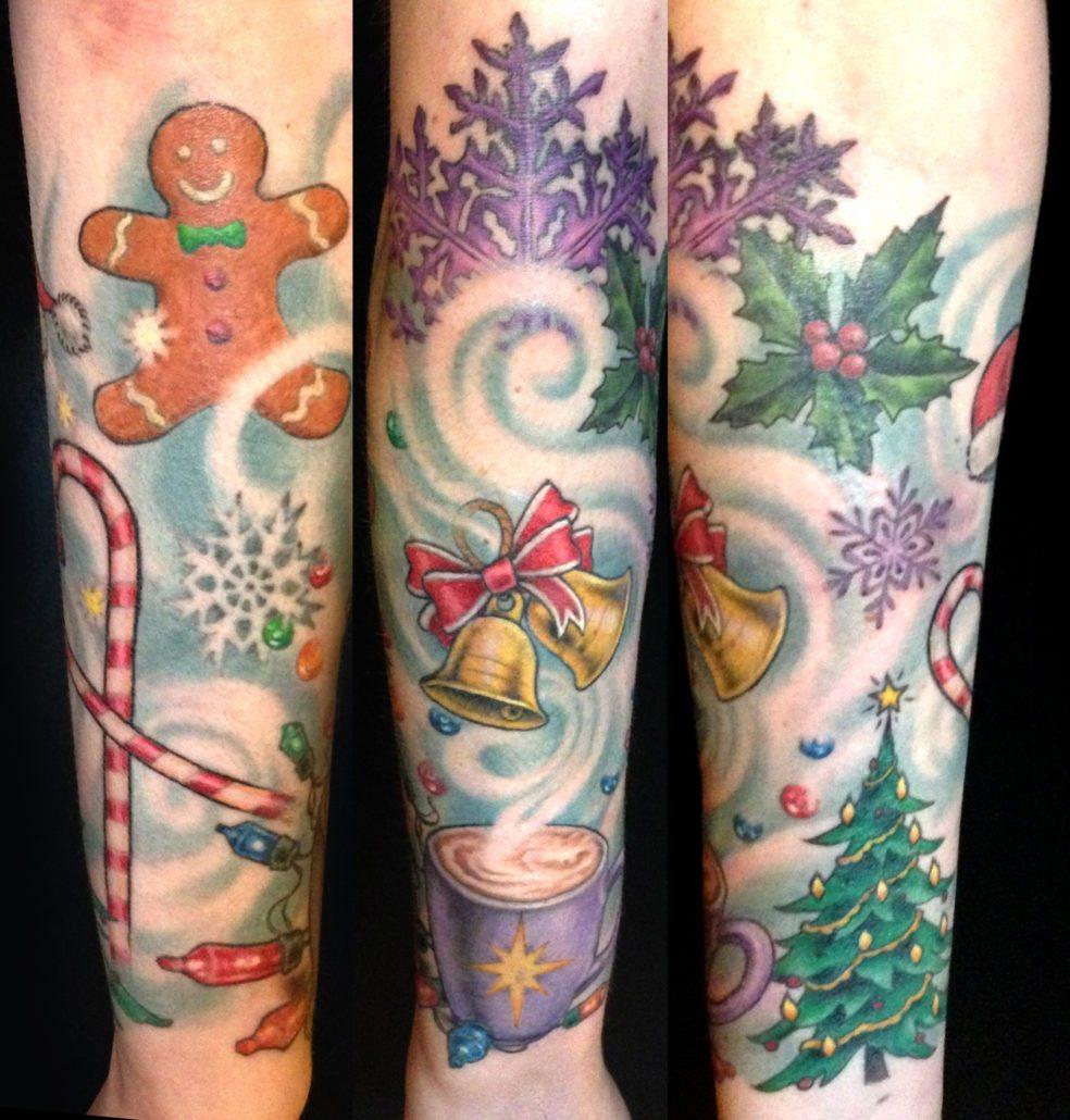 Arm Religious/Spiritual Tattoo