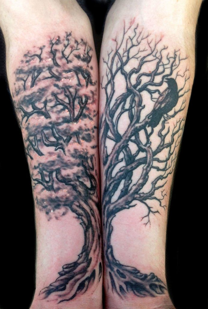 Arm Black & Grey Realistic/Realism Tattoo