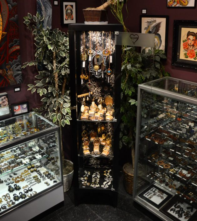 body piercing jewelry Ballard WA