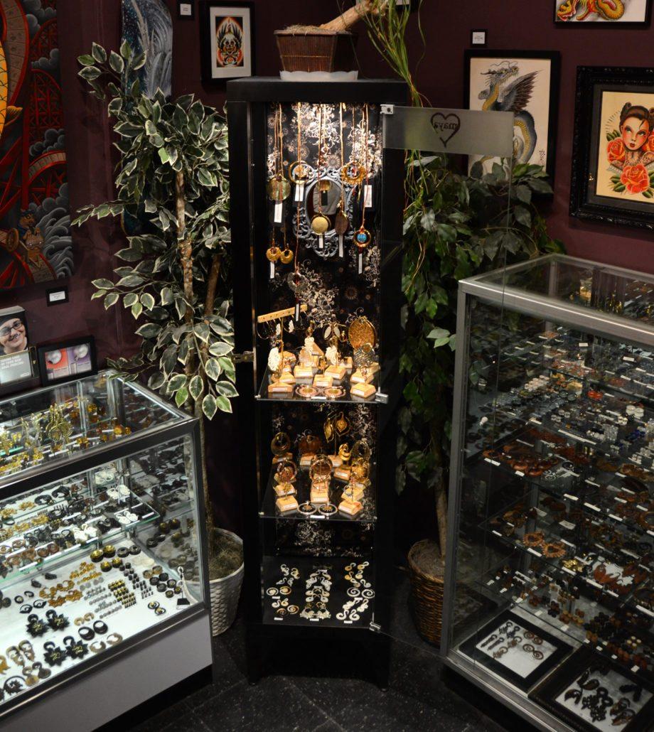 body piercing jewelry Ballard WA