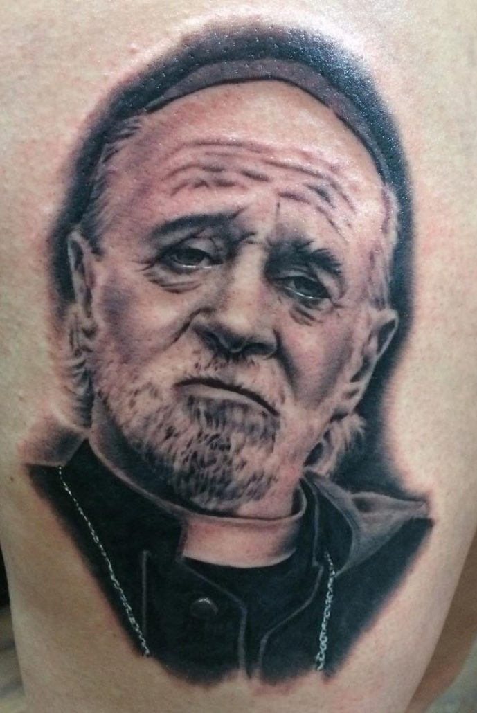 Black & Grey Portraits Realistic/Realism Tattoo