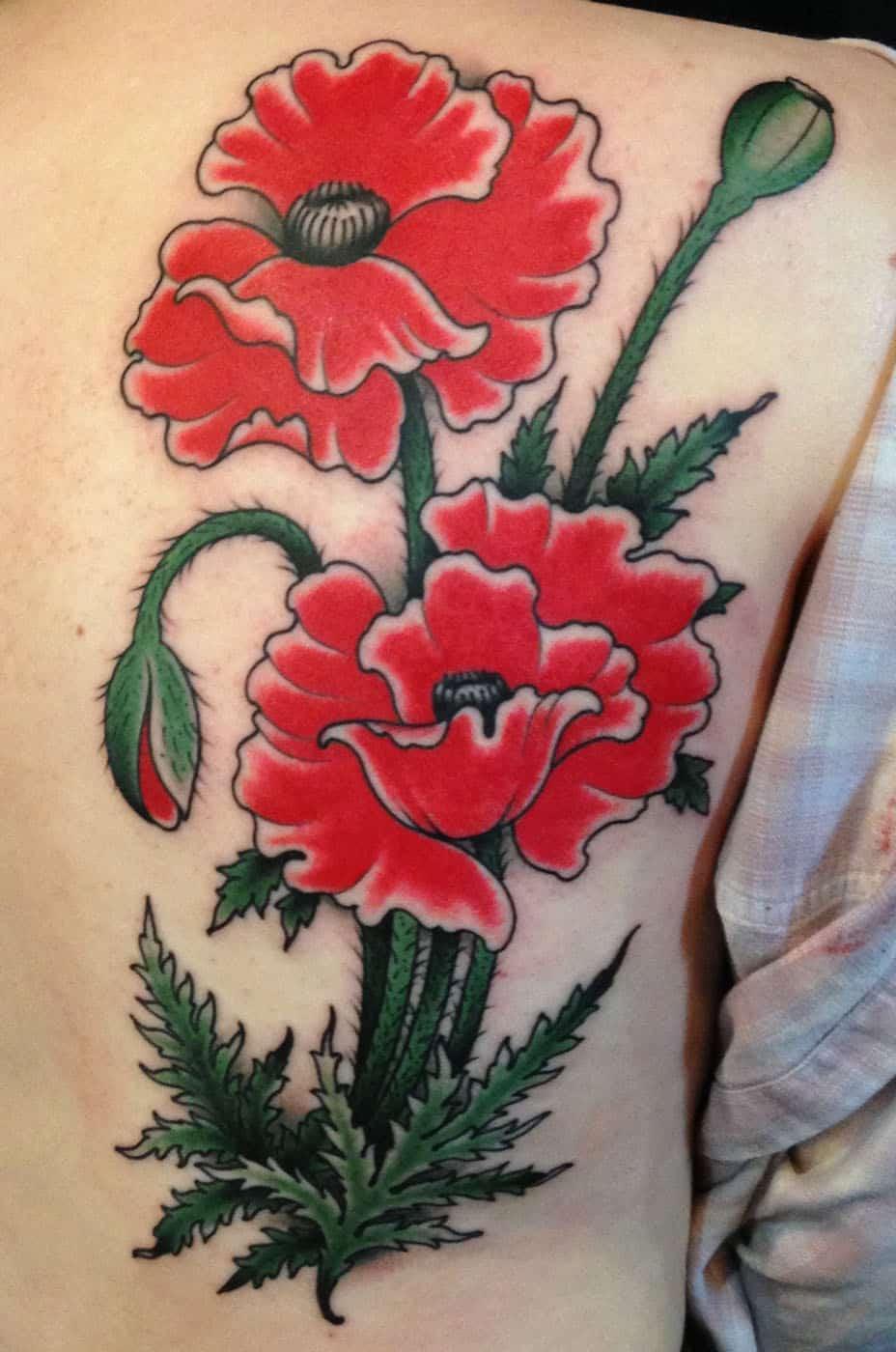 Back Tattoo