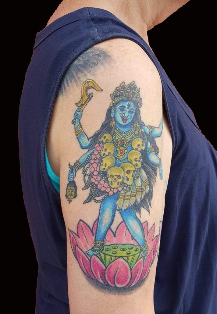 Mythology Religious/Spiritual Tattoo